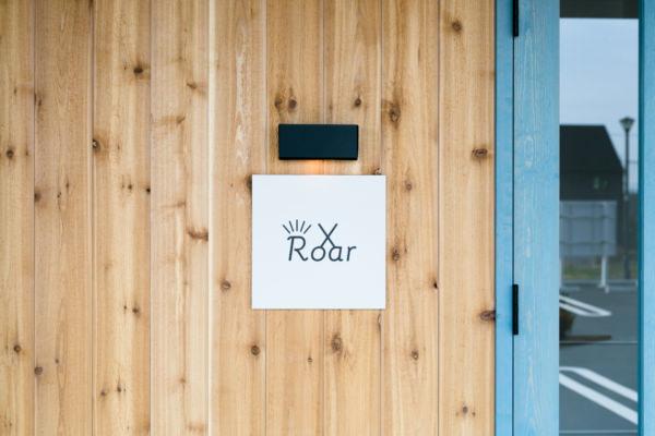 Roar オープンしました。